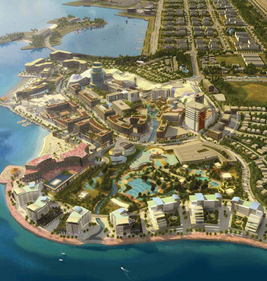 Qatar Entertainment City